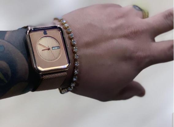 Relógio Apple.