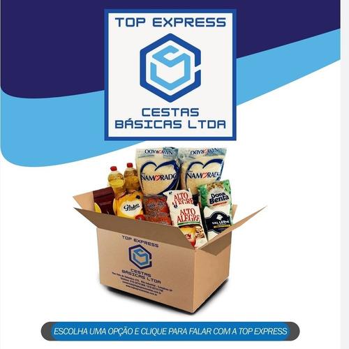 Imagem 1 de 5 de Top Express Cestas Basica Ltda