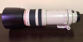 Lente Canon Ef 100-400mm 1:4.5-5.6 Série L Ultrasonic