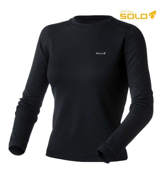 Blusa Térmica Solo X-thermo Ds Lady T-shirt