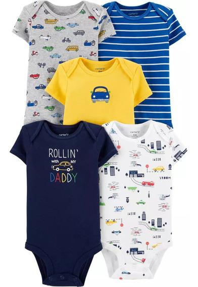 Paquete Pañaleros Carters Mas Modelos Ropa Bebe Niño Bebes