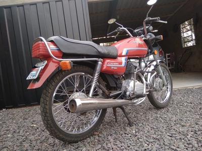 Honda Cg 1983