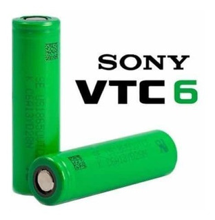 Sony Vtc6 18650 Baterias Litio Original Para Vaporizador Etc