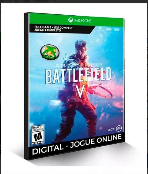 Battlefield V Edição Deluxe X Box One Digital