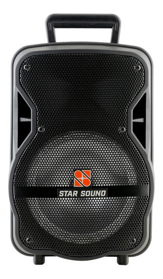 Caixa Ativa Bluetooth Star Sound Ss80 By Staner Oferta!