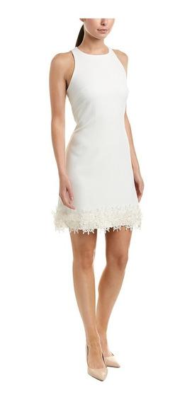 Vestido Importado Blanco Para Civil Talle 14