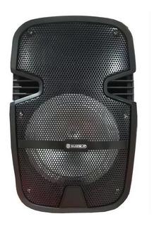 Parlante Portátil Potenciado Bluetooth 2000w Con Micrófono