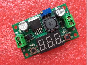 Kit 4x Redutores De Voltagem Dc-dc 5a-75w Fonte Ajustavel