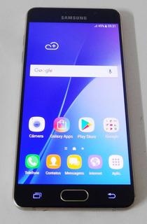 Celular Samsung Galaxy A5 2016 Dourado