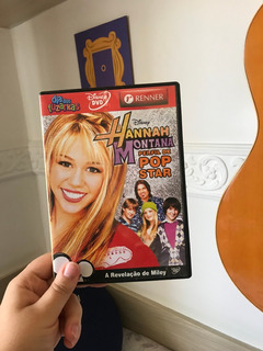Dvd Hannah Montana O Filme
