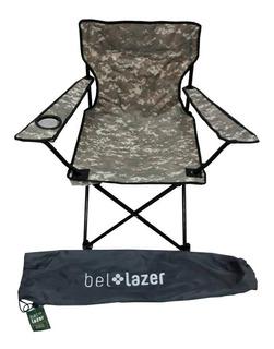 Cadeira Araguaia Confort Braço Camuflada 16900 Belfix
