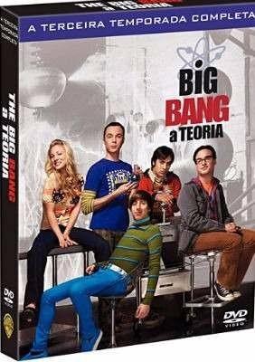 The Big Bang Theory - A Terceira Temporada Lacrada
