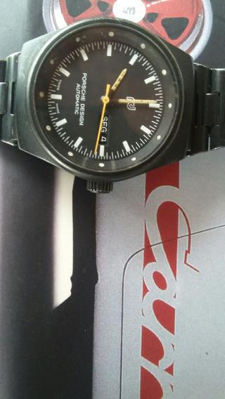 Relogio Porsche Design Automatico Unisex Dec .70 E 80s.