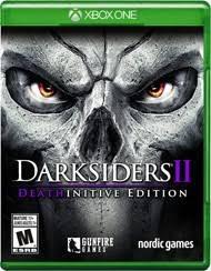 Darksiders 2 Deathinitive Edition Midia Digital Xbox One
