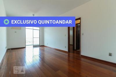 Apartamento No 6º Andar Com 2 Dormitórios E 1 Garagem - Id: 892933440 - 233440