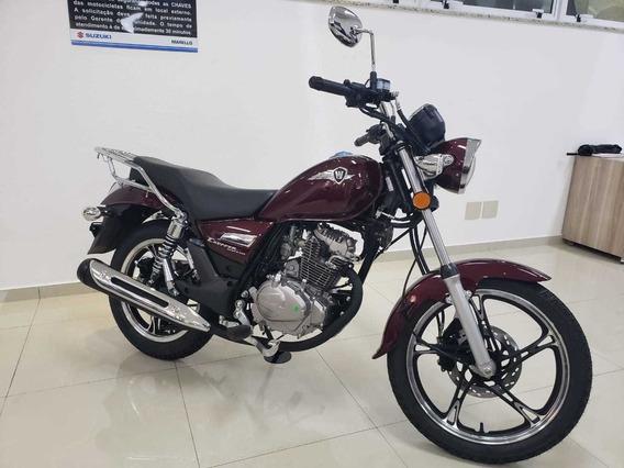 Suzuki Chopper Road 150cc 0km 2020 - Suzuki Intruder- (a)