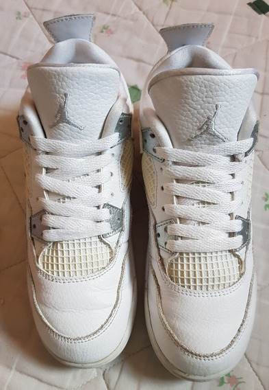 Jordan 4 Rtr Pure Money