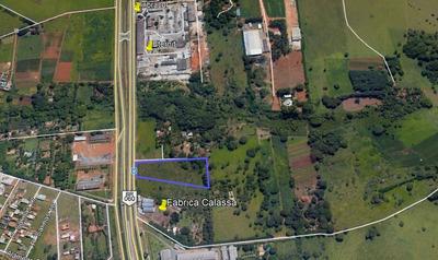 Terreno / Área Para Comprar No Fazenda Caveiras Em Goiânia/go - 968