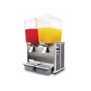 Polar Db-2x18 Despachador De Bebidas Bebidas Frías 540w De P