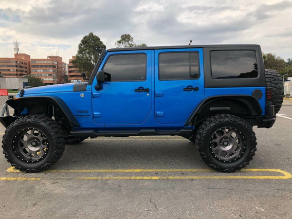 Jeep Wrangler Full Unlimited 2015