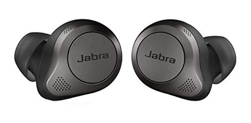 Imagen 1 de 4 de Auriculares Bluetooth Inalambricos Jabra Elite 85t, Negro T