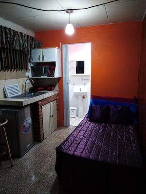 Mini Apartamento Amueblado Para Una Persona En Santo Domingo