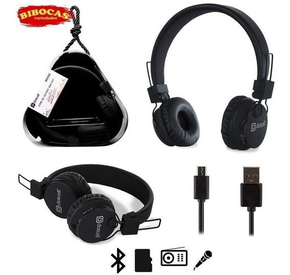 Fone De Ouvido Bluetooth + Repetidor