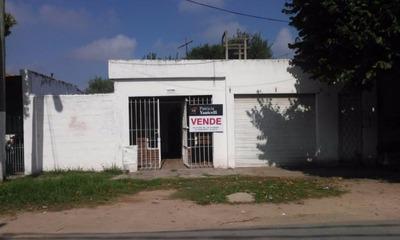 Casa Con Local A Reciclar, Zona Comercial Con Planos Y Escr.