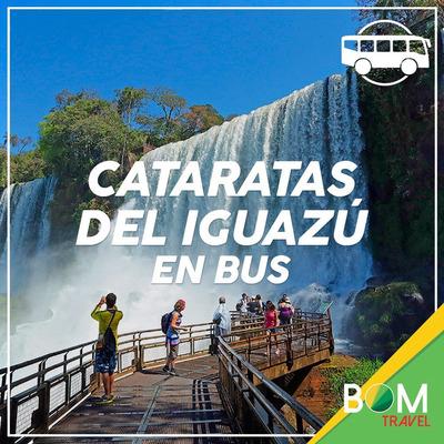 Paquetes En Bus Y En Avión A Cataratas Del Iguazú