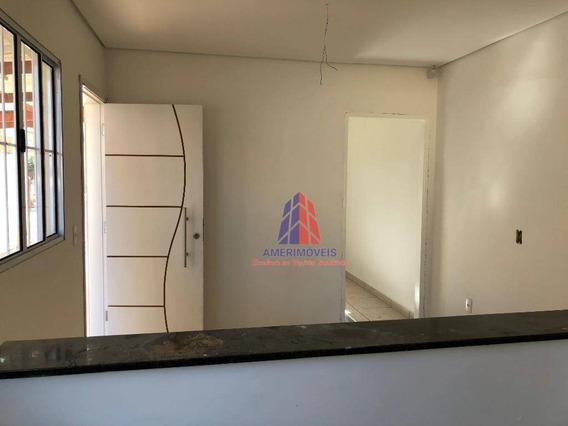 Casa Com 1 Dormitório À Venda, 80 M² Por R$ 210.000,00 - Vila Dainese - Santa Bárbara D