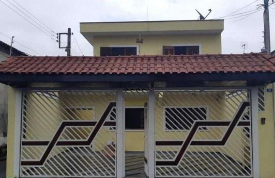Sobrado Com 4 Dormitórios Para Alugar, 84 M² Por R$ 3.781,00/mês - Vila Galvão - Guarulhos/sp - So0165