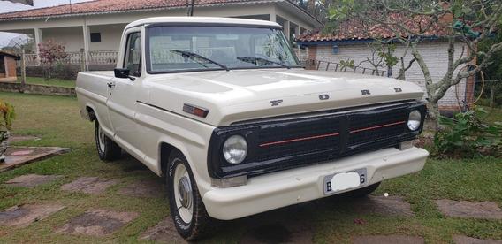 F 100 1972 V8 4.5 Gasolina | Sem Detalhes