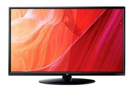 Tv Aoc 24 Polegadas Lcd Led Le24m1475 Full Hd 2 Hdmi 1 Usb