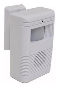 Sensor De Presença Anunciador Detector Campainha Ding Dong
