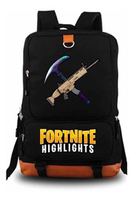 Mochila Fortnite Nueva Escolar Juvenil Para Laptop Fortnite