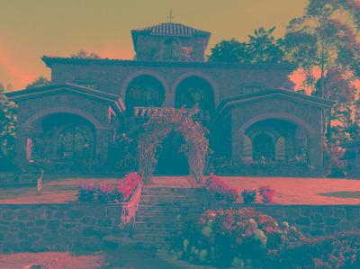 Incomparable Villa Italiana Mesa De Los Santos