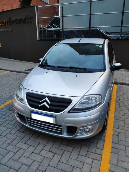 Citroen C3 1.6 Exclusive 16v Flex 4p Automático Unica Dona
