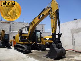 Excavadora Caterpillar 320el 320dl Recien Importada Año 2013