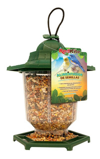 Alimentador Semillas Para Aves De 360 Grs.