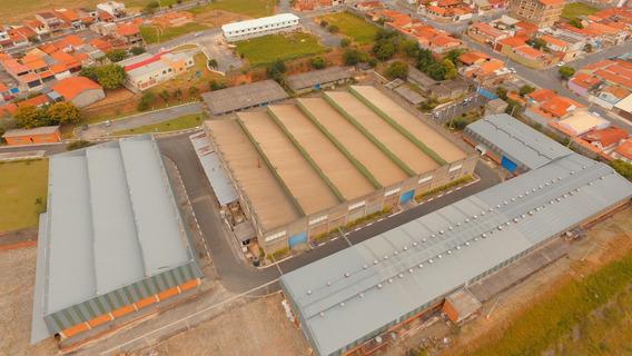 Galpão Industrial À Venda, Agenor, Salto De Pirapora. - Ga0065