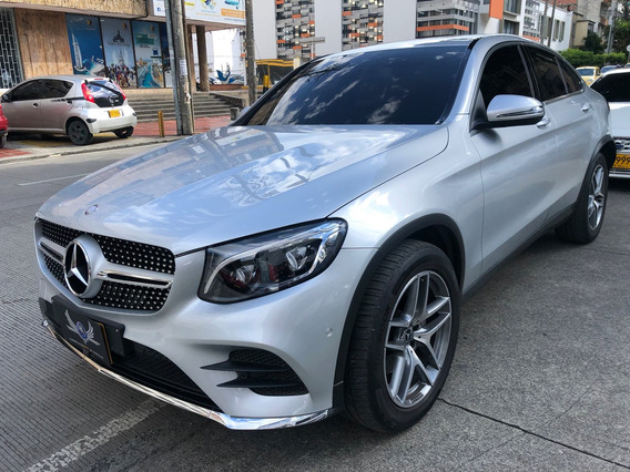 Mercedes-benz Clase Glc 250 2018