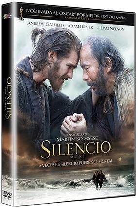 Silencio Martin Scorsese Pelicula Dvd