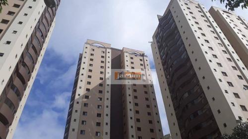 Cobertura Com 3 Dormitórios À Venda, 198 M² - Jardim Do Mar - São Bernardo Do Campo/sp - Co1227