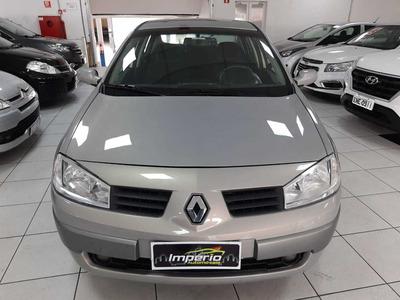 Renault Mégane Sedan Dynamique 1.6 (flex) 2008