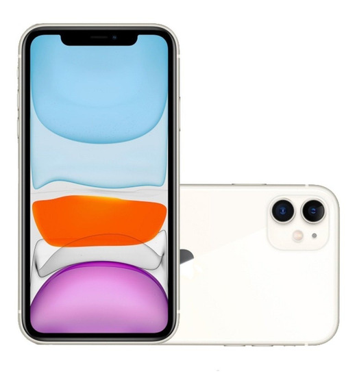 iPhone 11 Apple 64gb 12mp 4g Ios 13