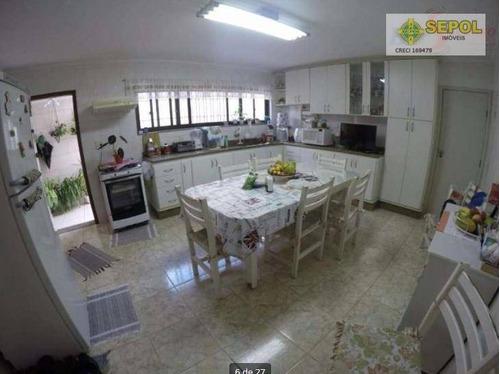 Sobrado Com 3 Dormitórios À Venda, 160 M² Por R$ 850.000,01 - Vila Formosa (zona Leste) - São Paulo/sp - So0060