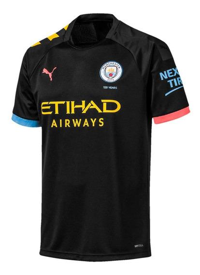 Camiseta Arquero Puma Manchester City Fc Away 2021521-dx