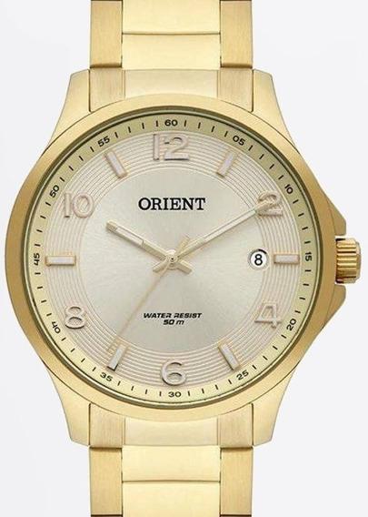 Relógio Orient Feminino Dourado - Fgss1168 C2kx