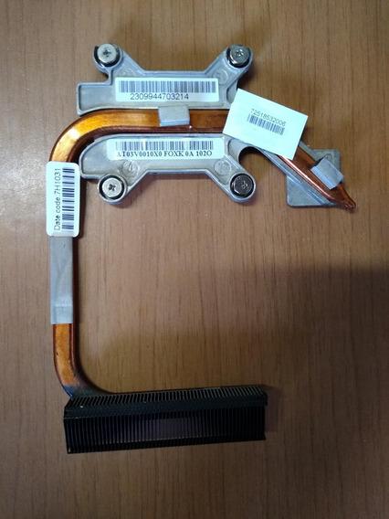 Dissipador Notebook Compaq Presario Cq40-711br