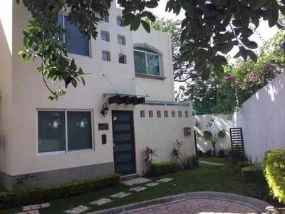 (crm-1404-2906) Se Vende Y Renta Hermosa Casa Nueva En Jiutepec Morelos Clave Cc253